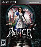 ALICE MADNESS RETUNRS PS3