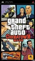 GRAND THEFT AUTO : CHINATOWN WARS PSP