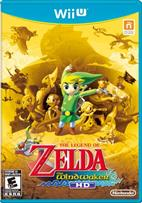 THE LEGEND OF ZELDA THE WINDWAKER HD WII U