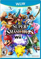SUPER SMASH BROSS WII U