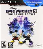DISNEY EPIC MICKEY 2 THE POWER OF TWO PS3