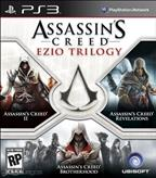 ASSASSIN'S CREED EZIO TRILOGY PS3