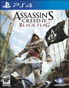 ASSASIN´S CREED IV BLACK FLAG PS4