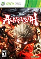 ASURA´S WRATH XBOX 360