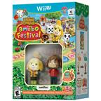 ANIMAL CROSSING : AMIIBO FESTIVAL BUNDLE WII U