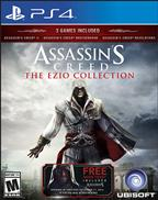 ASSASSIN´S CREED THE EZIO COLLECTION PS4