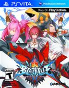 BLAZBLUE CHRONOPHANTASMA PS VITA