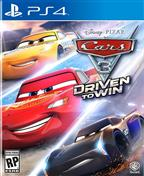 CARS 3 : DRIVEN TO WIN PS4