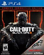 CALL OF DUTY BLACK OPS III ZOMBIE CHRONICLES PS4