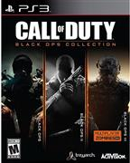 CALL OF DUTY : BLACK OPS COLLECTION PS3