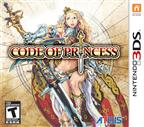 CODE OF PRINCESS 3DS