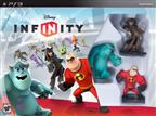 DISNEY INFINITY STARTED PACK PS3