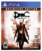 DMC DEVIL MAY CRY : DEFINITIVE EDITION PS4