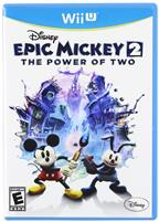 DISNEY EPIC MICKEY 2 THE POWER OF TWO WII U