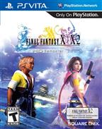 FINAL FANTASY X-X2 HD REMASTER PS VITA