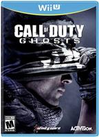 CALL OF DUTY GHOSTS WII U