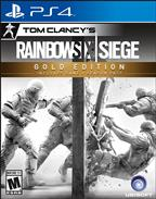 TOM CLACY´S RAINBOW SIX SIEGE GOLD EDITION PS4