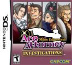 ACE ATTORNEY MILES EDGERWORTH INVESTIGATIONS DS