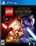 LEGO STAR WARS : THE FORCE AWAKENS PS4