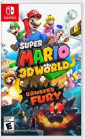 SUPER MARIO 3D WORLD + Bowser's Fury - NSW