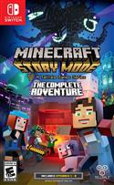 MINECRAFT STORY MODE THE COMPLETE ADVENTURA NSW