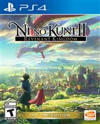 NI NO KUNI II : REVENANT KINGDOM PS4