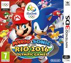 MARIO & SONIC AT THE RIO 2016 3DS