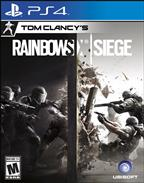 TOM CLACY´S RAINBOW SIX SIEGE PS4