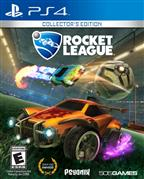 ROCKET LEAGUE : COLLECTOR EDITION PS4