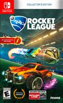 ROCKET LEAGUE COLLECTOR´S EDITION NSW
