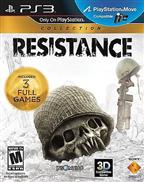 RESISTANCE COLLECTION PS3