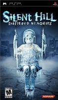 SILENT HILL SHATTERED MEMORIES PSP