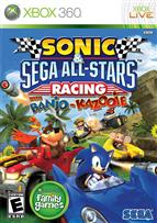 SONIC & ALL STAR RACING XBOX 360