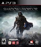 SHADOW OF MORDOR PS3