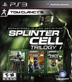 TOM CLANCY´S SPLINTER CELL CLASSIC TRILOGY HD PS3