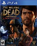 THE WALKING DEAD THE TELLTALE SERIES : A NEW FRONTIER PS4