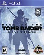 RISE OF THE TOMB RIDER: 20 YEARS CELEBRATION PS4