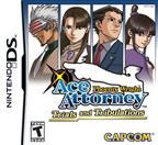 PHOENIX WRIGHT TRIALS & TRIBULATIONS DS