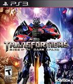 TRANSFORMERS RISE OF THE DARK SPARK PS3