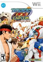 TATSUNOKO VS. CAPCOM ULTIMATE ALL STARS WII