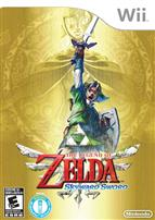 THE LEGEND OF ZELDA SKYWARD SWORD WII