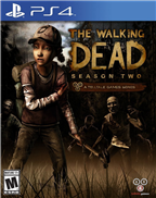 THE WALKING DEAD SEASON TWO PS4
