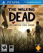 THE WALKING DEAD THE COMPLETE FIRST SEASON PS VITA