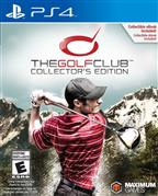 THE GOLF CLUB COLLECTOR´S EDITION PS4