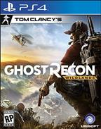 TOM CLANCY´S GHOST RECON WILDLANDS PS4