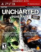 UNCHARTED DUAL PACK PS3