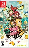WONDER BOY : THE DRAGON ´S TRAP NSW