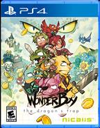 WONDER BOY: THE DRAGON ´S TRAP PS4