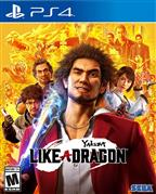 YAKUZA: LIKE A DRAGON - PS4