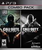 CALL OF DUTY: BLACK OPS 1 & 2 COMBO PACK PS3